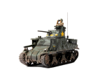 85052 UNIMAX Forces of valor танк M3 Lee US Army, Tunisia 1942