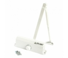 IPM DIPLOMAT 605 Door Closer, white