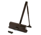 IPM DIPLOMAT 605 Door Closer, brown